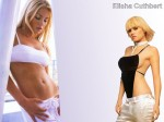 elisha cuthbert sports bra and odd top 150x112 elisha cuthbert super post Wallpaper Television Sexy Movies