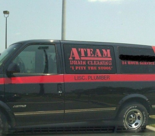 a-team drain cleaning
