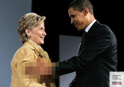censorship tells the wrong story