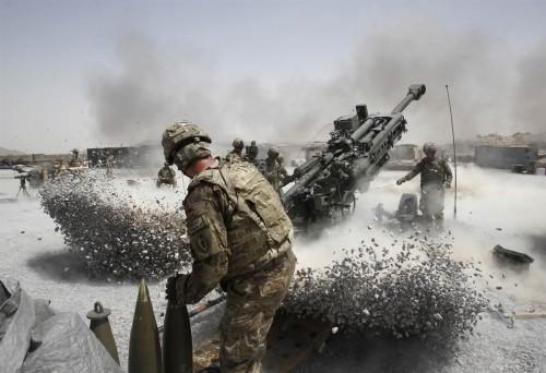 howitzer kickback