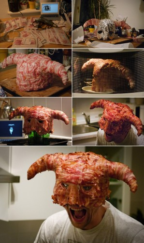 skyrim bacon helmet