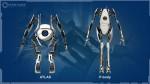 P2 robots blueprints2 150x84 portal 2 mega post Wallpaper Gaming