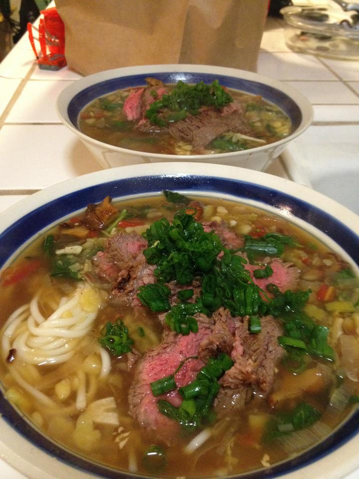 n Vietnamese Pho Soup Food