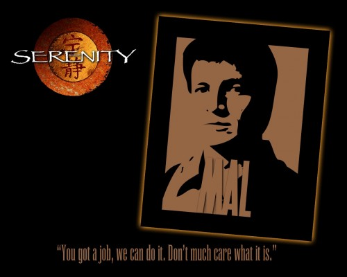 Serenity - Mal quote