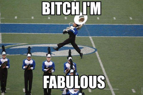 bitch I am fabulous 500x332 bitch I am fabulous Music Humor forum fodder