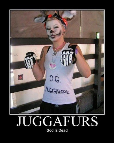 juggafurs - god is dead