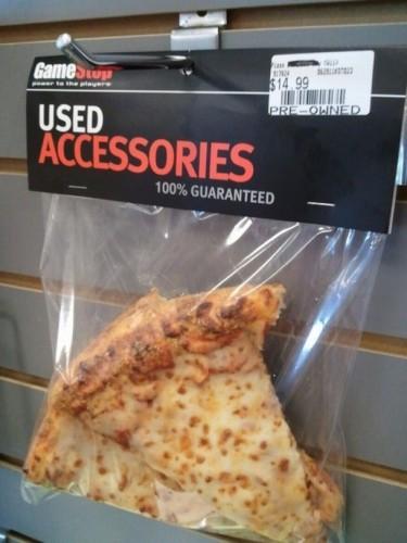 used pizza