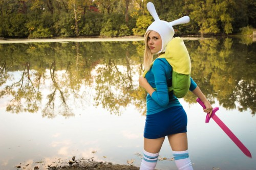 sexy adventure time