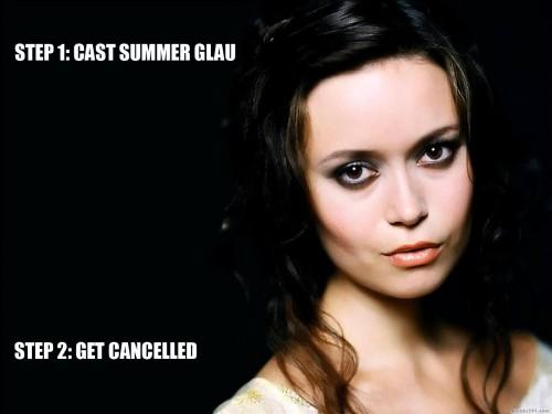 Casting Summer Glau 500x375 Casting Summer Glau Wallpaper summer glau Humor