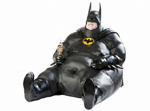 Fatman 500x370 Fatman wtf fat shaming Comic Books batman