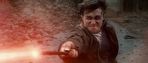 Harry Potter Wallpaper Right 500x216 Harry Potter Wallpaper Right