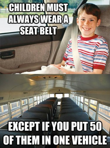 children must always wear a seatbelt 374x500 children must always wear a seatbelt