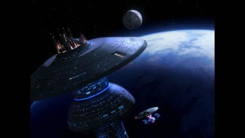 Star Trek - TNG Star Base 1