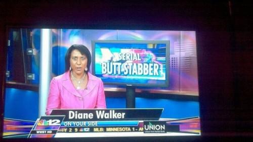 serial butt stabber