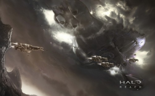 halo - covenant arrival