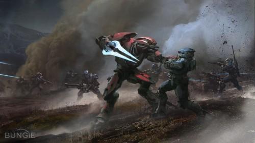 halo reach - the final battle