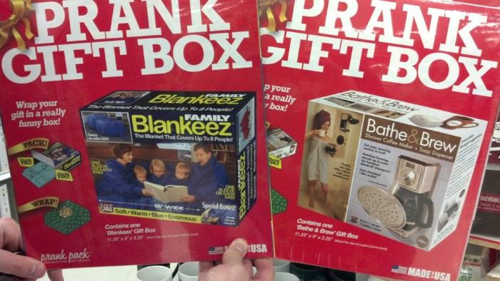 9902 700x394 fake gift boxes X Mas Humor