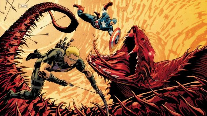 captain america and hawkeye vs demon monster.jpg