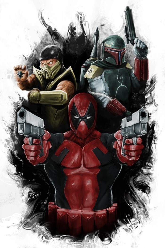 masked men - scorpion, bobba fett and deadpool.jpg