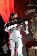 5112089297 39a907319c o 150x225 starcraft ghost cosplayer Wallpaper vertical wallpaper starcraft Sexy Gaming cosplay