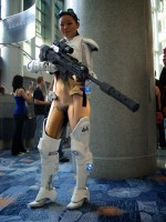 FueAG 150x200 starcraft ghost cosplayer Wallpaper vertical wallpaper starcraft Sexy Gaming cosplay
