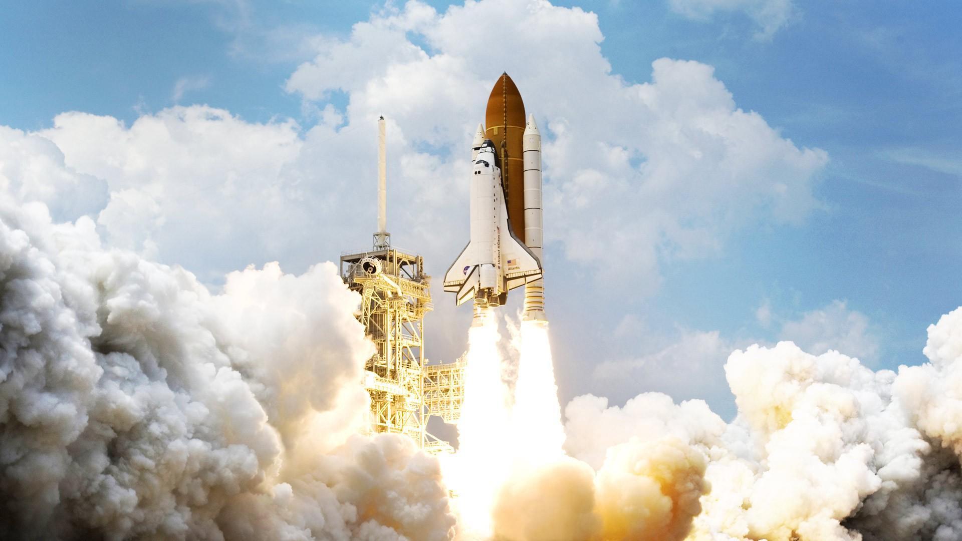 shuttle launch | MyConfinedSpace