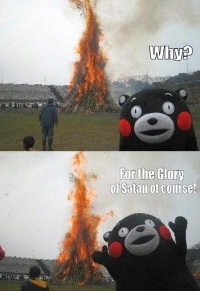 why - for the glory of satan of course.jpg