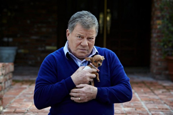 shatner with a puppy.jpg