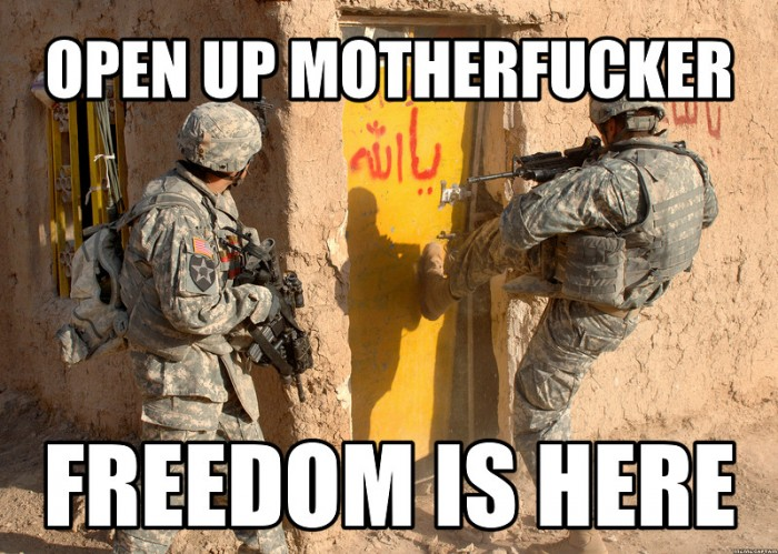open up mother fucker FREEDOM IS HERE 700x499 open up mother fucker, FREEDOM IS HERE