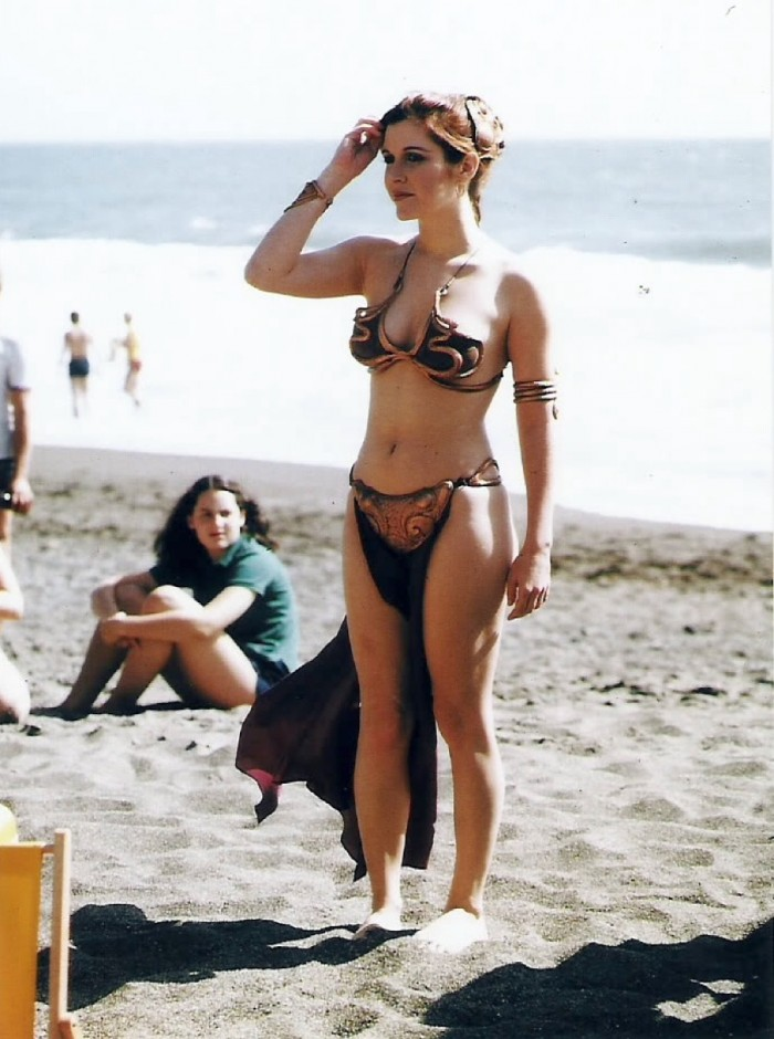 slave leia on the beach.jpg