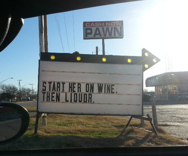 start her on wine, then liquor.jpg