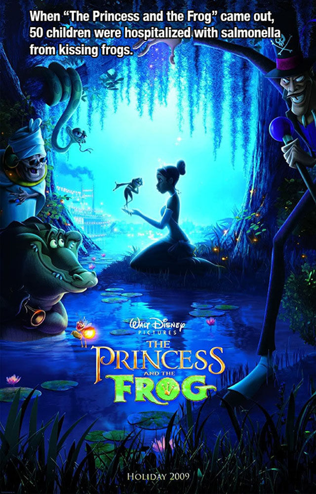 the princes and the frog the princes and the frog