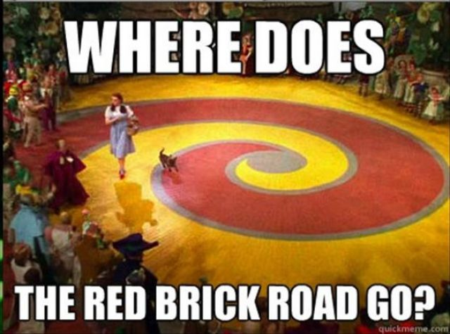 where does the red brick road go.jpg