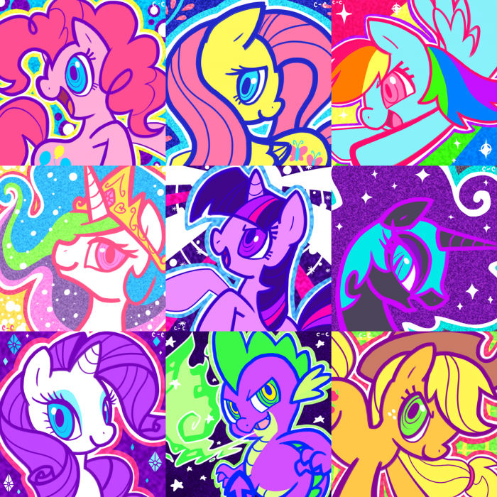 I HERD You Like Ponies by _crayon-chewer