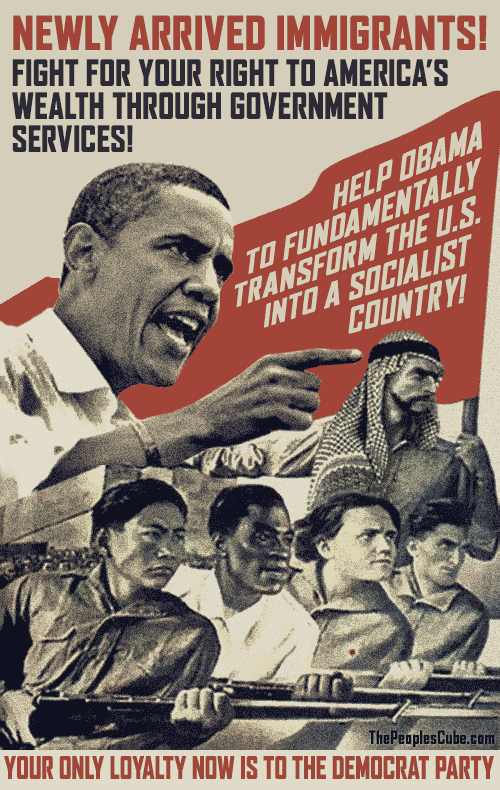 Poster_Immigrants_Obama_Welfare