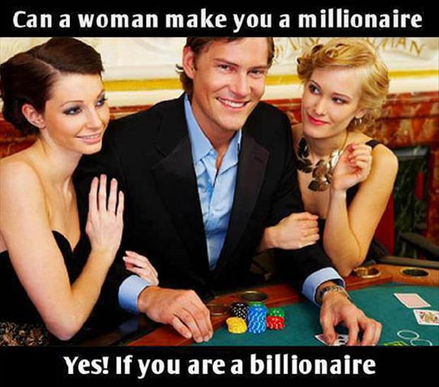 can a woman make you a millionaire.jpg