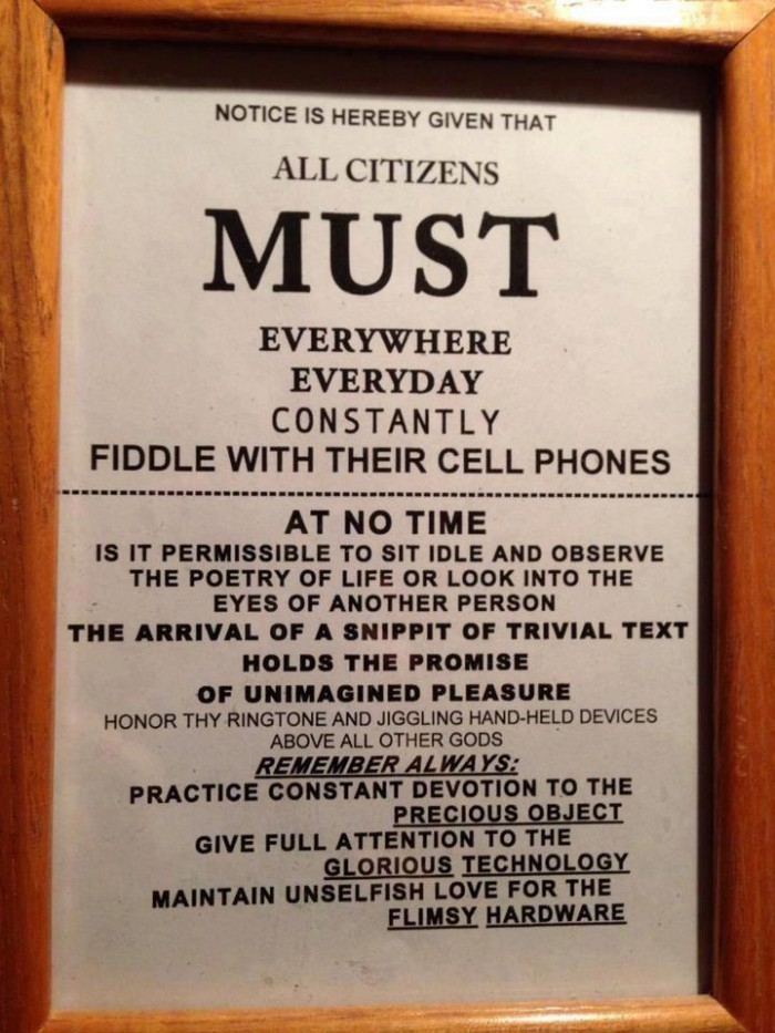 All Citizens MUST fiddle with their cell phones.jpg