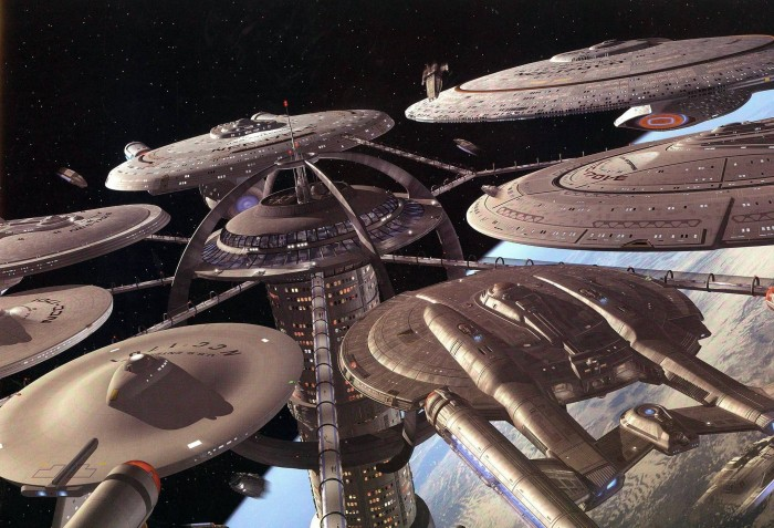 Enterprise Dock