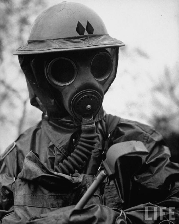 Life gas masker 700x875 Life gas masker Military Gas Masks