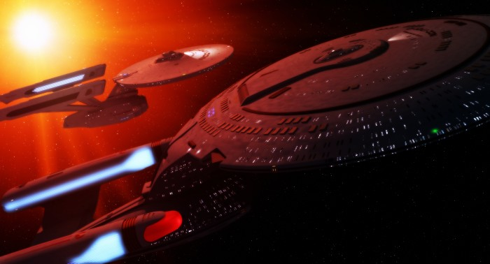 enterprise D and A