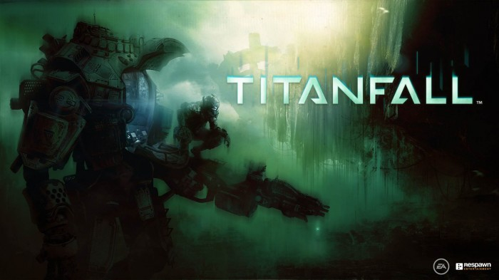 Titanfall looks completely badass
