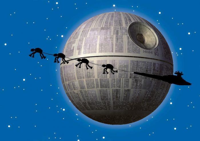 humor, Artwork, Minimalism, Simple, Threadless, Star Wars ... |Funny Star Wars Christmas Wallpaper