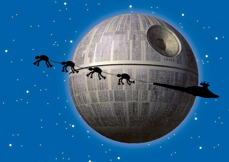star wars christmas wallpapers myconfinedspace - Starwars Christmas
