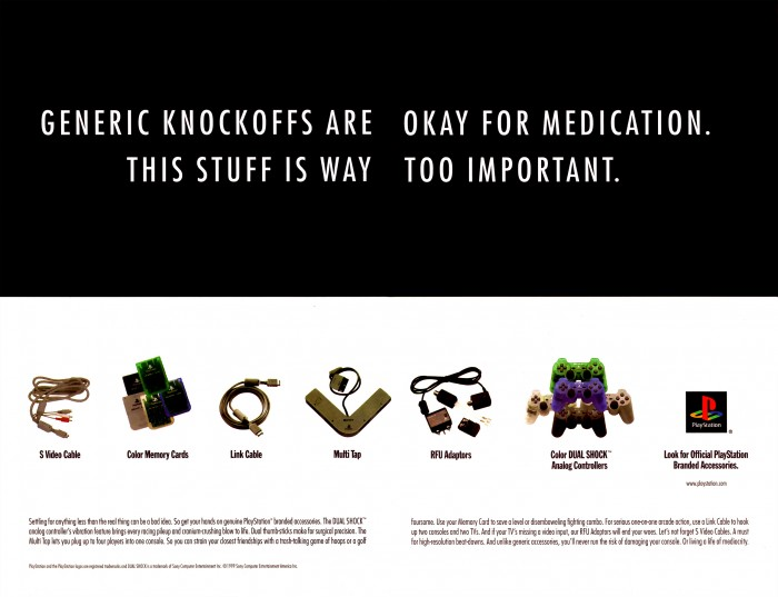 generic knockoffs are okay for medication - gaming advertisement.jpg