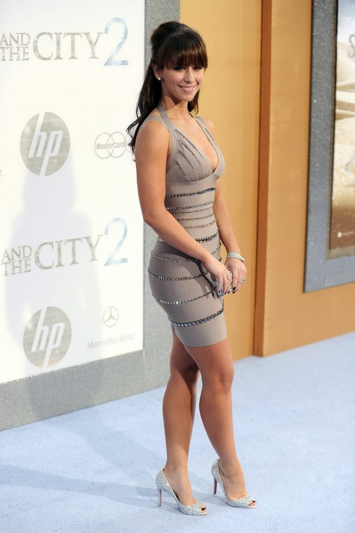 """""""Sex And The City 2"""" New York Premiere - Arrivals"""