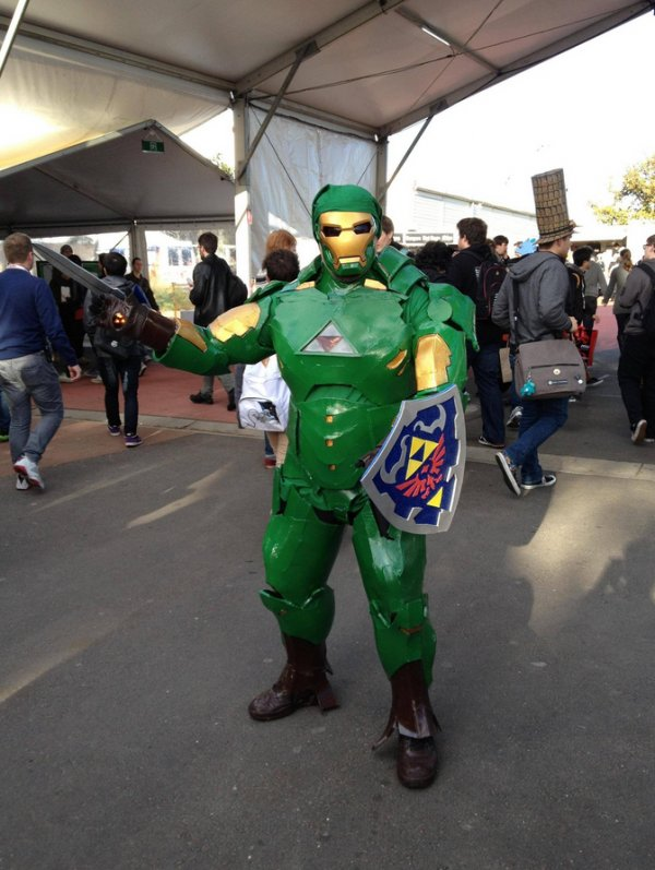 Iron Link Cosplay