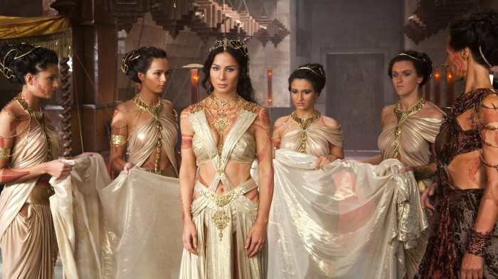 lynn collins john carter wallpaper 700x393 lynn collins   john carter wallpaper