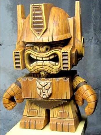 tikitron tikitron transformers Tiki