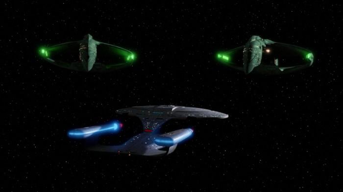 enterprise vs romulan birds of prey wallpaper.jpg