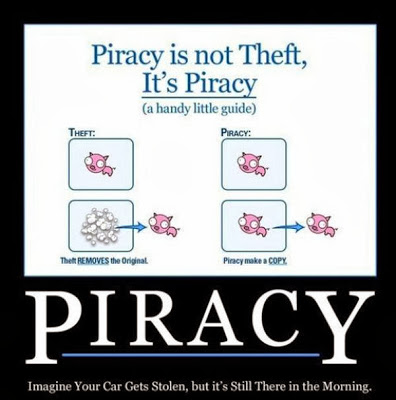 funny demotivational posters 20 Piracy pirates